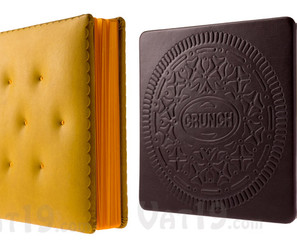 These Notebooks Are Making Me Hungry