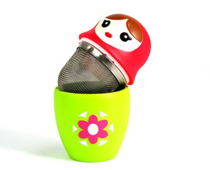The Babushka Tea Infuser