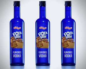 Balanced Breakfast: Pop-Tart Vodka