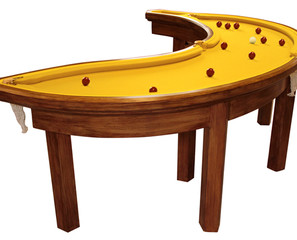 This Pool Table Is Bananas!