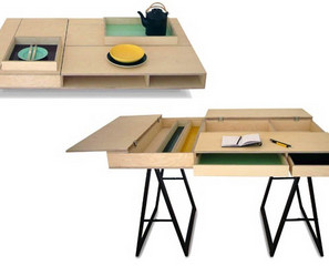 Flip Table by Signe Baadsgaard