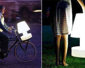Bloom Portable Lamp